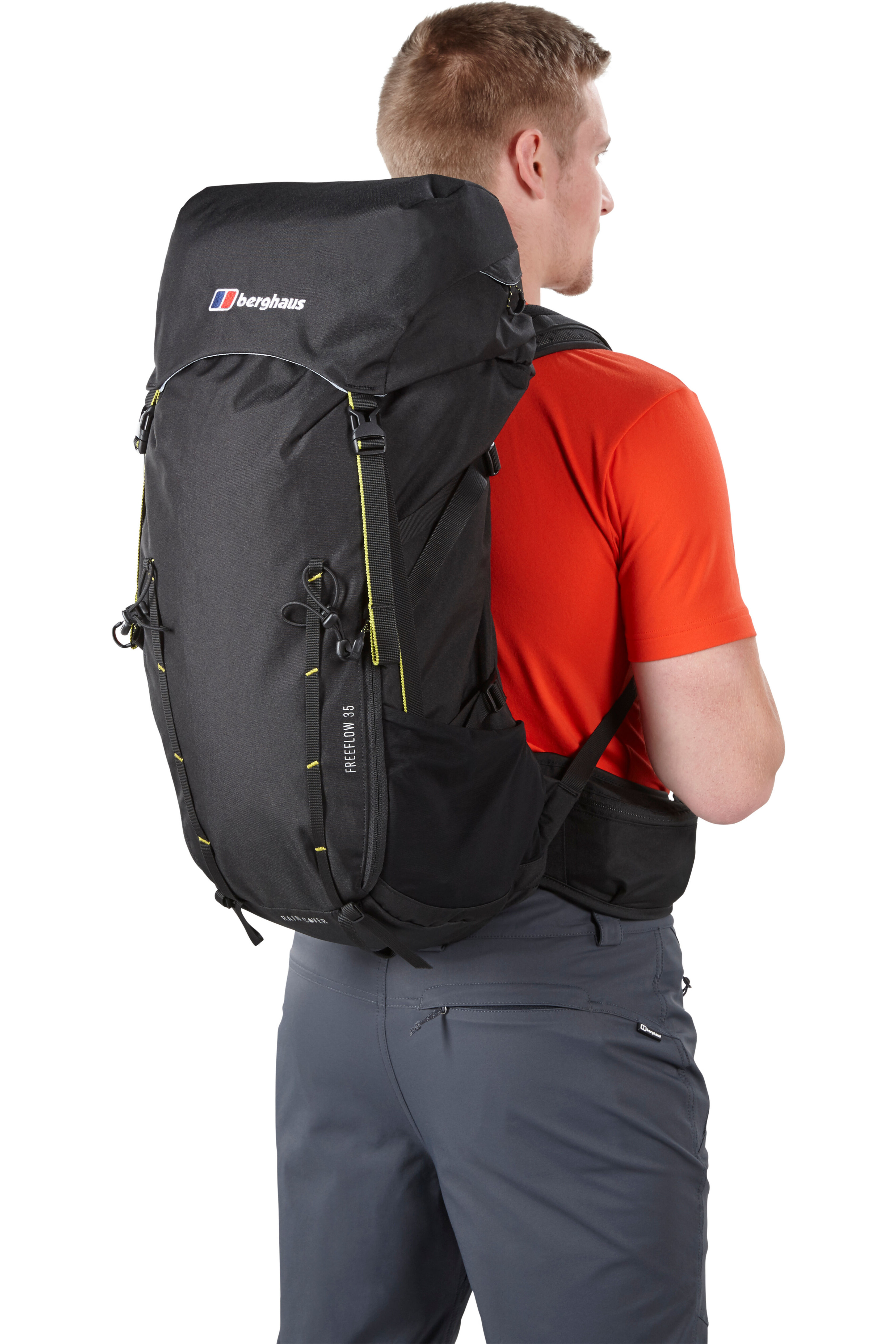 c57771e69cc6 Berghaus Freeflow 35 Backpack black at Addnature.co.uk
